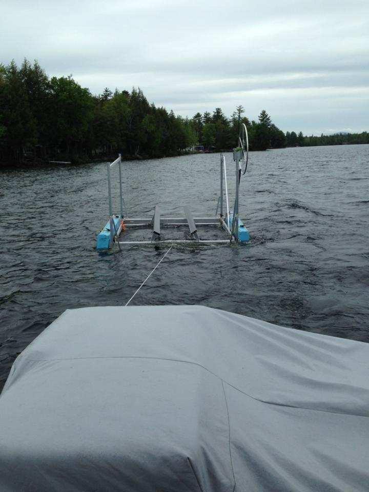 Schoodic Enterprises - Aluminum Boat Lifts and Dock Sales - Instant